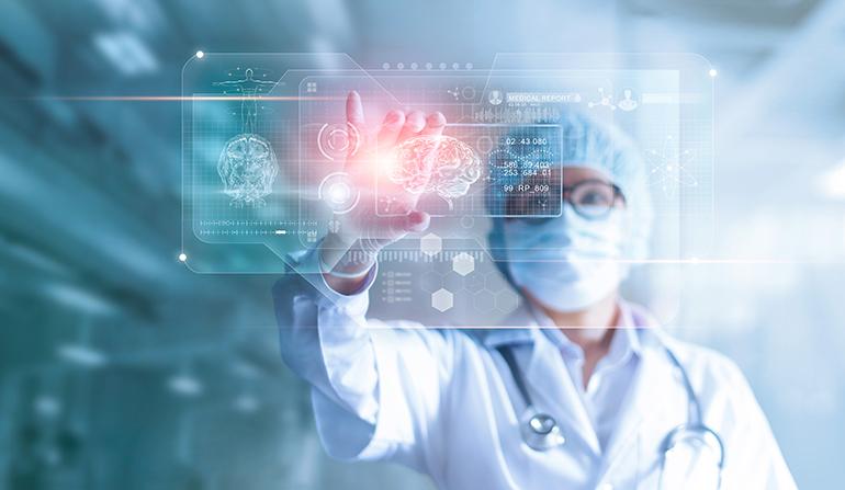 دوره آنلاین هوش مصنوعی در سلامت